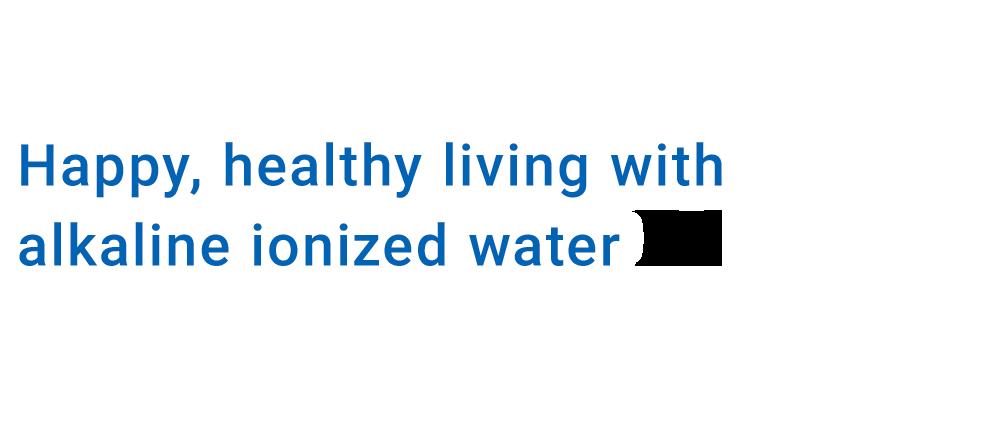 Association of Alkaline Ionized Water Apparatus